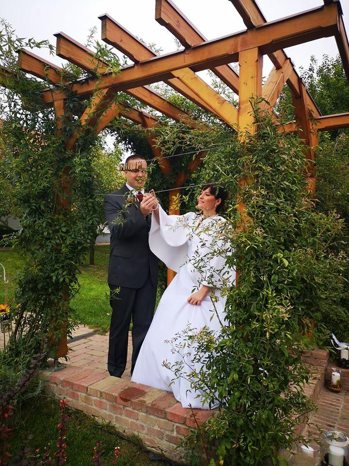 Esküvő, Zsanett és Ádám