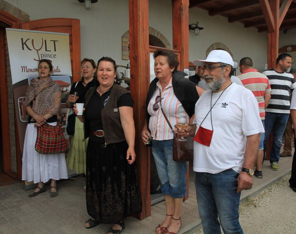 Borvidékek Hétvégéje a KultPincében, BOR-óka zenekar ének szekció