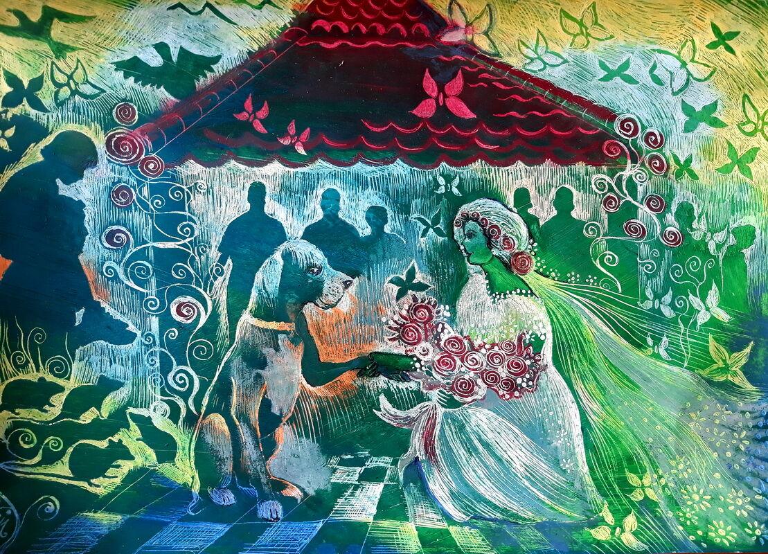 Esküvői mese a KultPincében