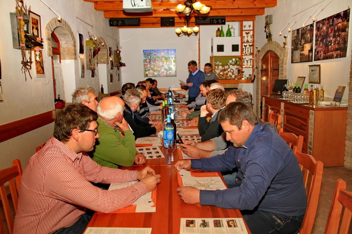 KultÍPince adott helyszínt a borrend rendi gyűlésének