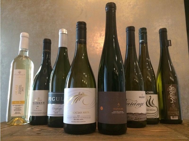 A'Capelle Szőlőbirtok Olaszrizling bora a 10 legjobb között