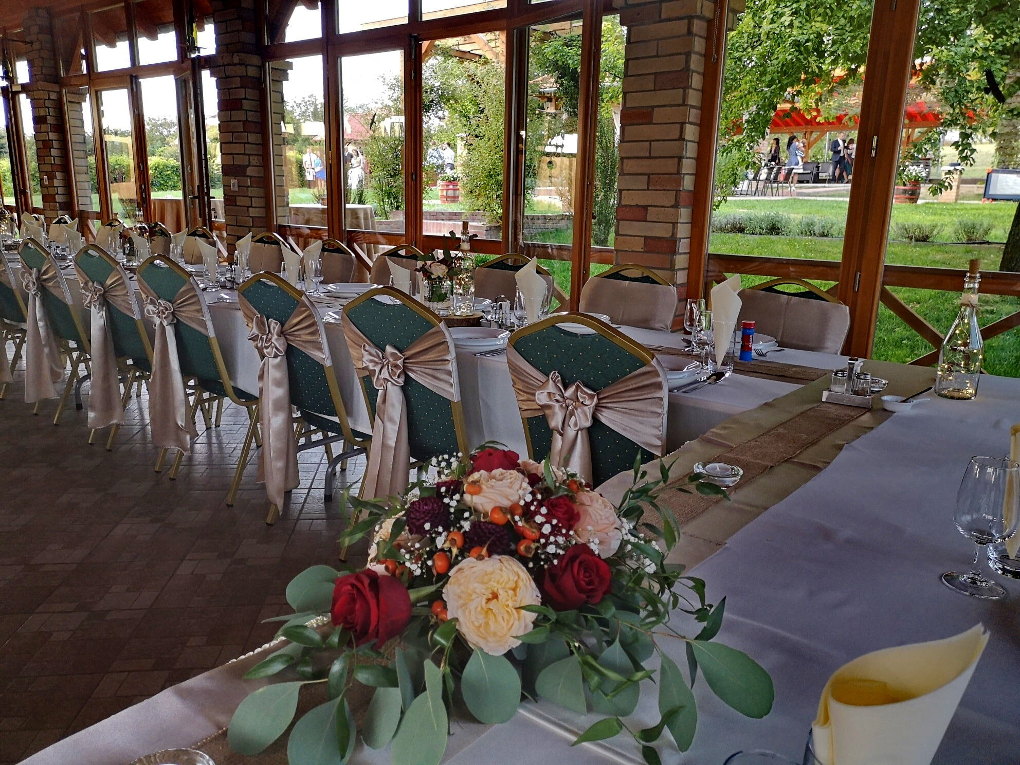 Brigi és Sanyi esküvője