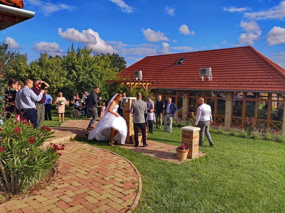 Esküvői helyszín Budapest környékény