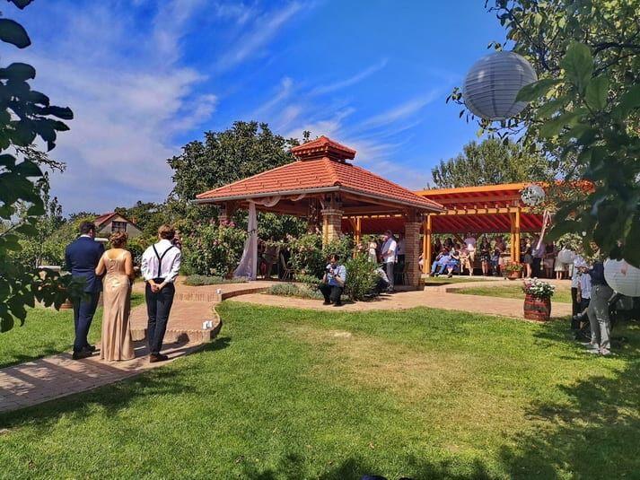 Esküvői helyszín Budapest környékén