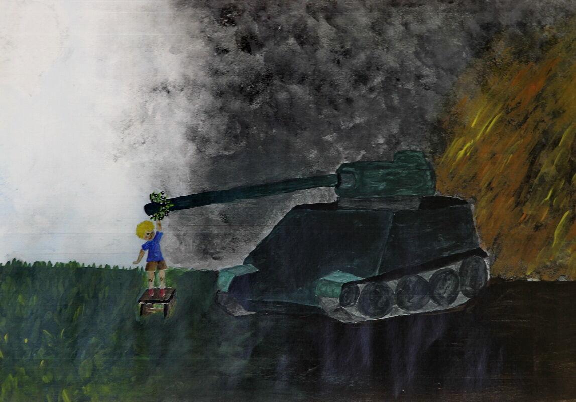 Lions Békepószter rajzpályázat