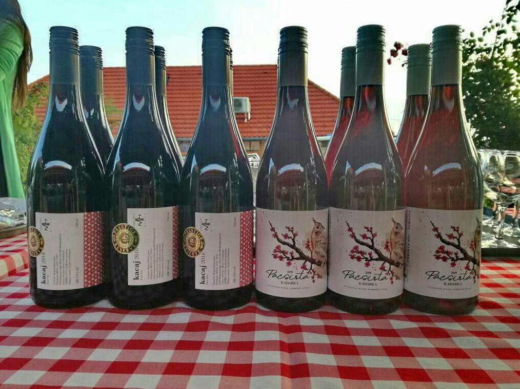 Kermozi szeptemberben-Megyeri Hanti borokkal