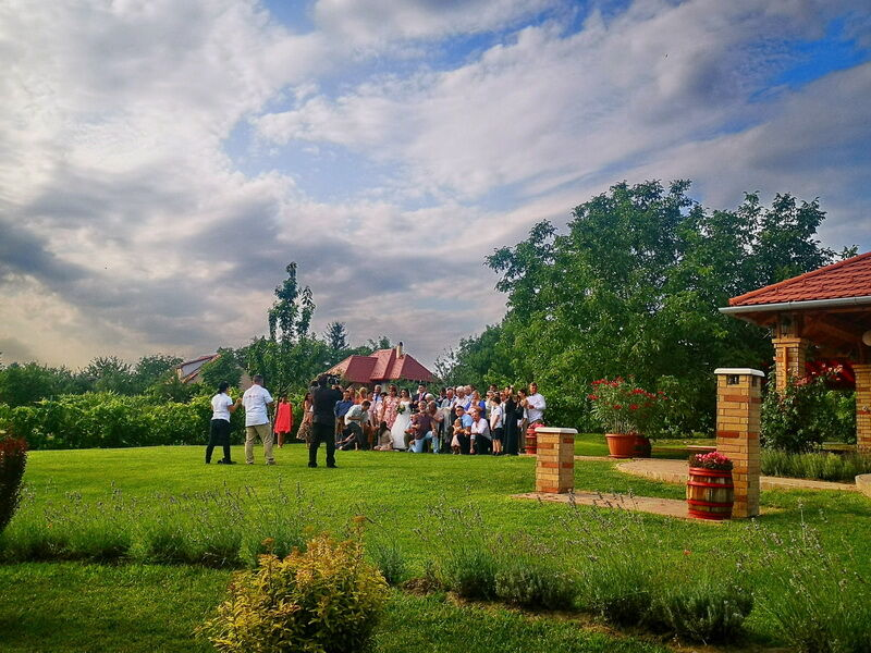 Esküvő a KultPincében