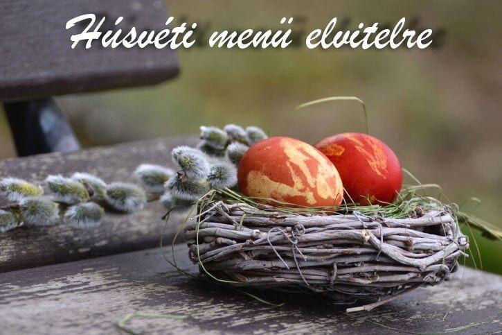 Húsvéti menü elvitelre