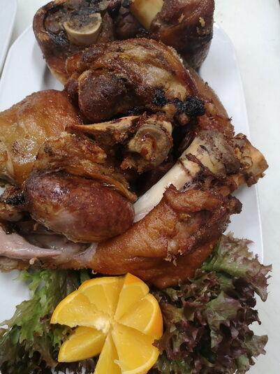 Töltött csirkecom a KultPincétől