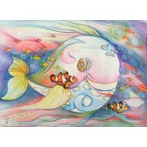 Illés Márta festőművész kiállítása április 1-ig