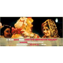 Esküvő Monszun Idején somlói borkóstolóval