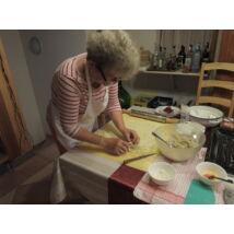 Káposztás kapucnyika borozáshoz, recept