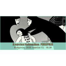 A márciusi Kultmoziban: Persepolis