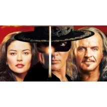 Októberi KultMoziban: Zorro álarca