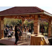 Esküvő helyszín a KultPincében, az Ön igénye szerint