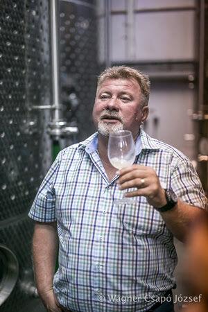 Év bortermelője Magyarországon 2018, nyertes Balla Géza