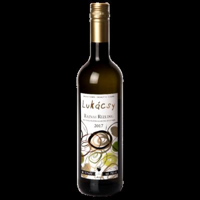 Rajnai rizling, száraz fehérbor