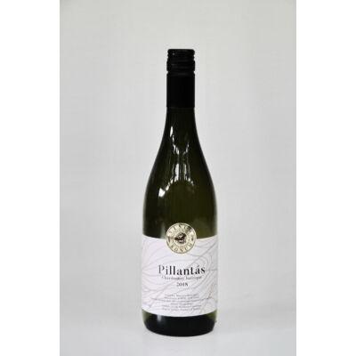 Megyeri-Hanti Pince Chardonnay barrique, Pillantás