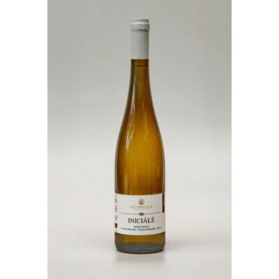 Badacsonyi Iniciálé, küvé bor