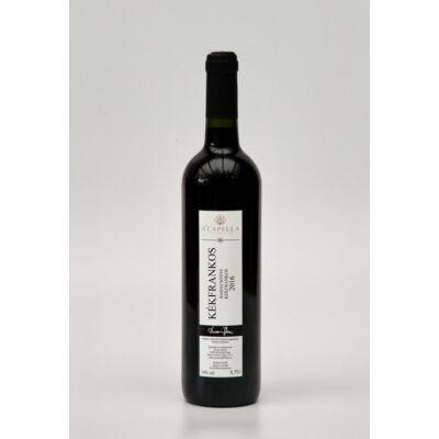 Badacsonyi Kékfrankos száraz vörösborbor