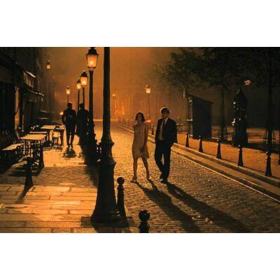 Kertmozi a KultPincében, Éjfélkor Párizsban vetítése, vendégváró falatokkal, borkóstolóval.