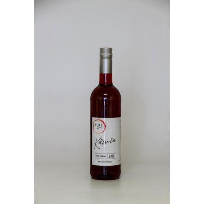Kékfrankos a KultPince száraz vörösborbora