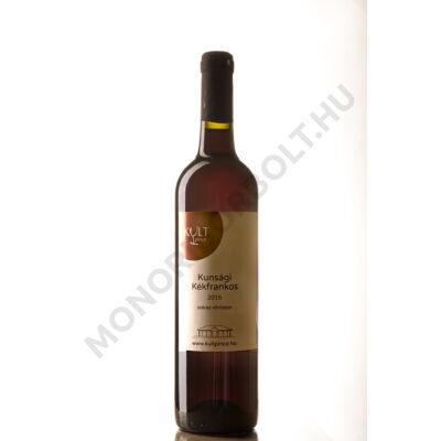 Kunsági Kékfrankos száraz bor
